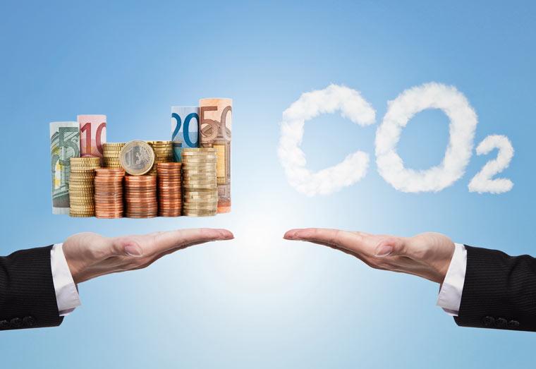 Das große Geschäft mit dem Klimawandel