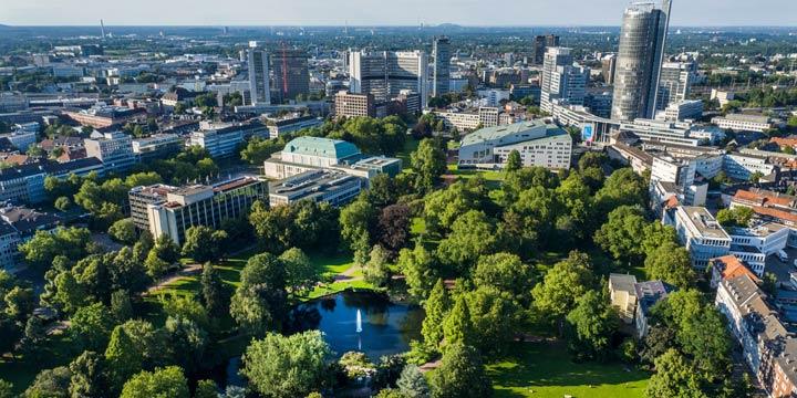 Essen ist die Grüne Hauptstadt Europas 2017!