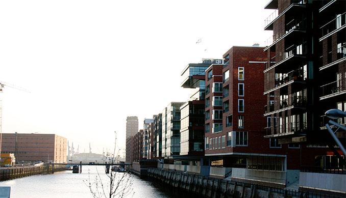 Die Hamburger Hafen-City © Acid Pix (CC BY 2.0) flickr