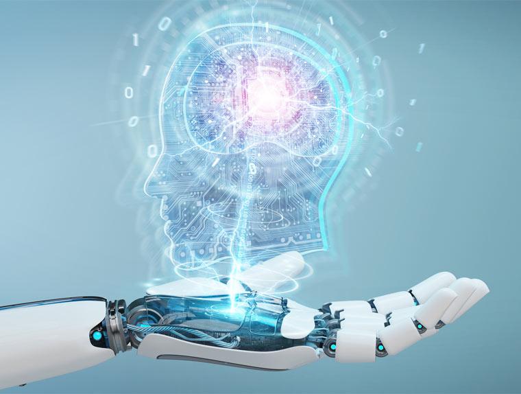 Kreative Herausforderung zum Thema Künstliche Intelligenz