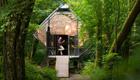 Le Vent des Forêts: Künstlerhäuser in der Natur