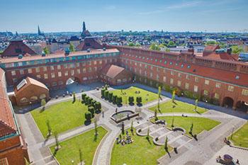 Die königlich technischen Hochschulen Stockholm © Jann Lipka