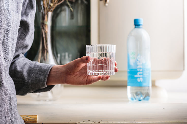 share Wasser