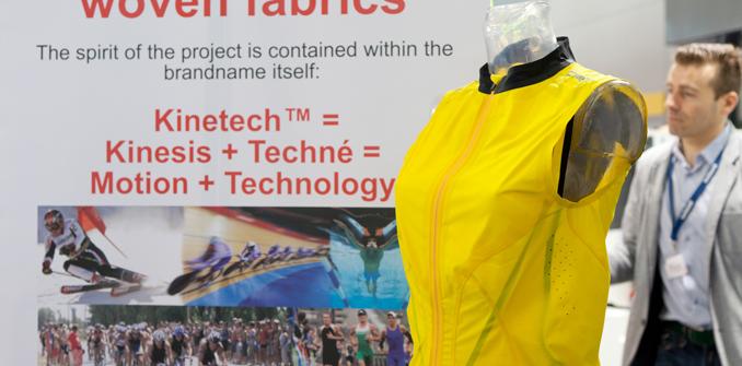 Techtextil Bionik Textil