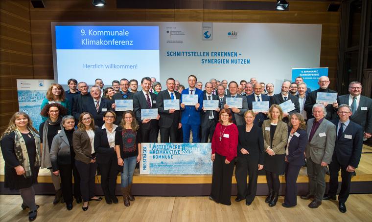 Deutschlands Kommunen aktiv für den Klimaschutz