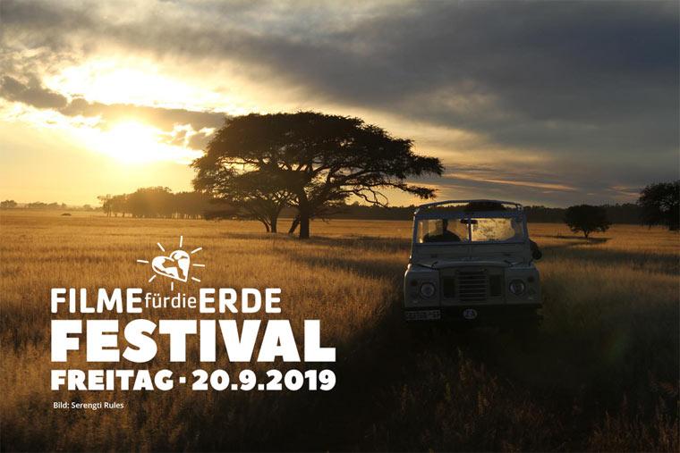 Filme für die Erde Festival