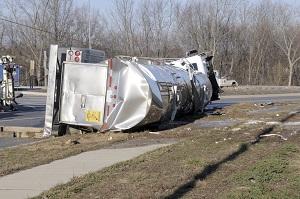 Unfälle bei denen Wasserschadstoffe freigesetzt werden nehmen zu ©iStock