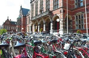Die Universität in Groningen ©Marketing Groningen
