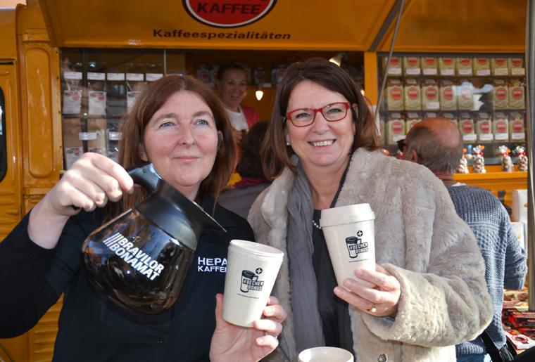 Kaffeebecher Becher Bonus