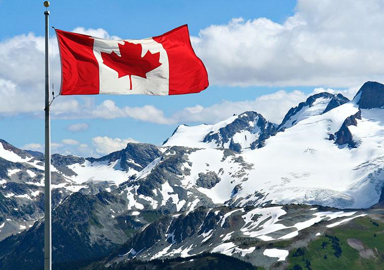 Kanada beweist Mut zur Nachhaltigkeit.