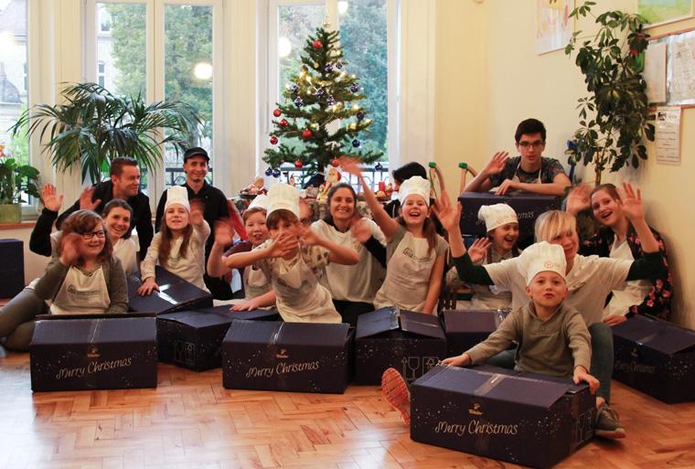 Kinder Geschenkpakete