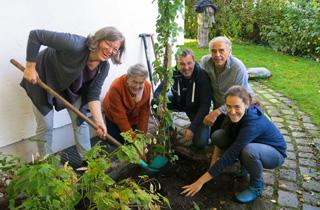 Gemeinsam anpacken für mehr Grün im Viertel