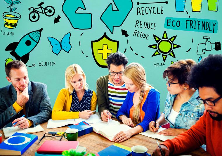 Nachhaltige Geschäftsideen