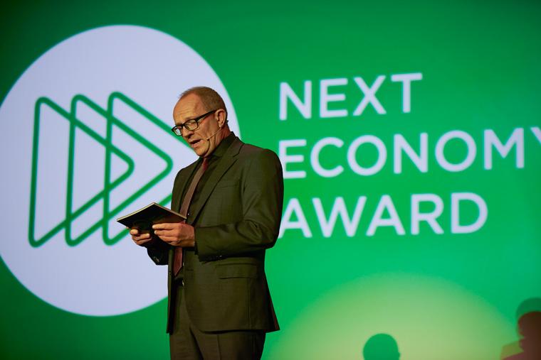 Next Economy Award Preisverleihung
