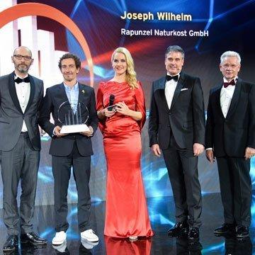 Rapunzel Naturkost erhält Entrepreneur of the Year 2017