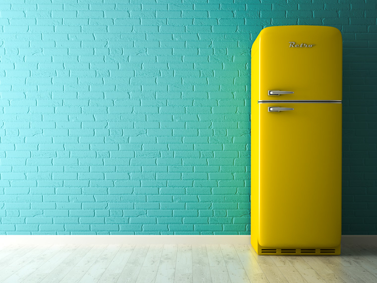 Retro Kühlschrank Yoga : Klimaschutz kühlschränke richtig entsorgen