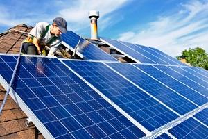 Solarstrom vom eigenen Dach ©iStock