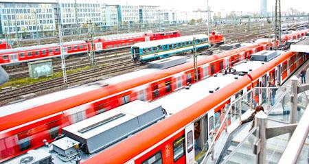 Deutscher Bahnverkehr