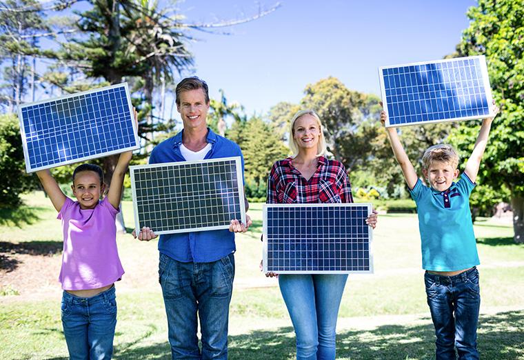 Gemeinsame Schritte für die Energiewende