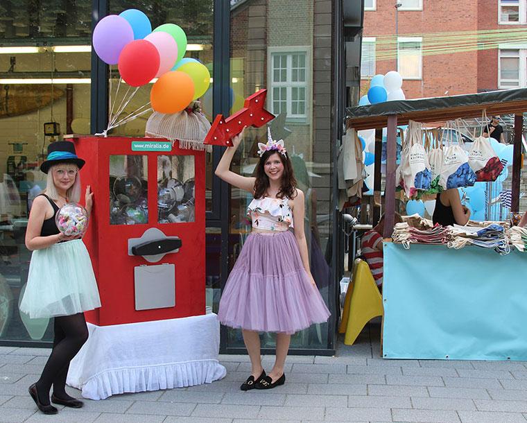 Der Tausch-O-Mat geht auf Tournee und besucht im Oktober elf deutsche Städte