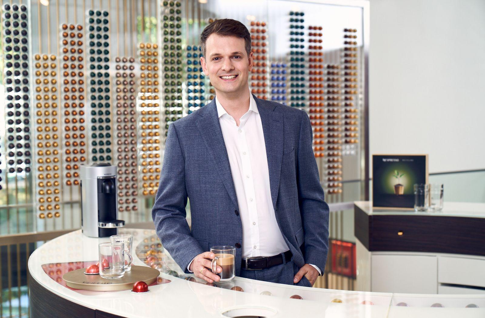 Nespresso ist jetzt langjähriger Partner vom GREENTECH FESTIVAL