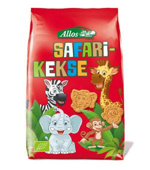 Safari Kekse von Allos