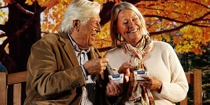 Bio-Joghurt zu 100 Prozent aus Deutschland