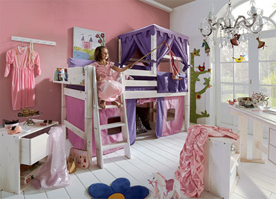 Etagenbett Allnatura : Etagenbett über eck online kaufen billi bolli kindermöbel