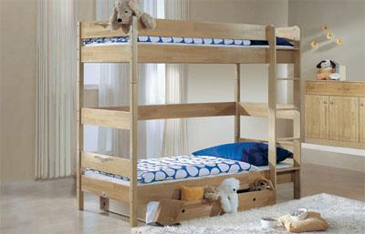 Etagenbett Allnatura : Etagenbett allnatura hochbett kinderzimmer ausstattung und möbel
