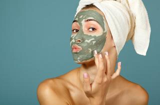 Fünf Beauty Masken für verschiedene Hauttypen