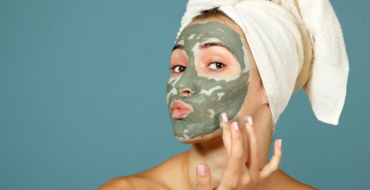 Beauty Masken können die Haut beleben, befeuchten, beruhigen oder reinigen