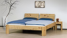 Wohltuend aromatischer Schlafgenuss mit Zirbenholz