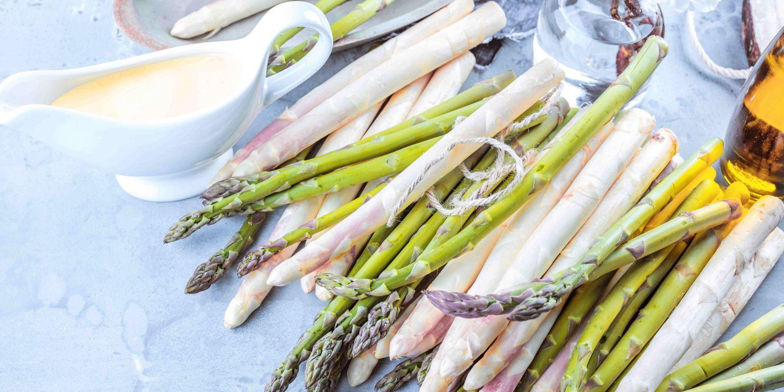 Spargel richtig kochen und perfekt servieren