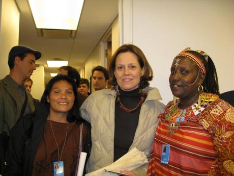 Sigourney Weaver und andere Promi-Frauen für Umwelt und Nachhaltigkeit
