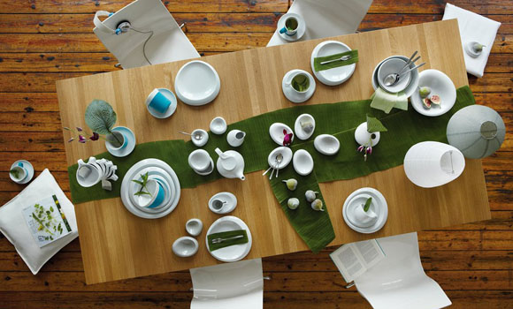 Nachhaltige Porzellanprodukte: Wir denken nicht in Quartalszahlen...