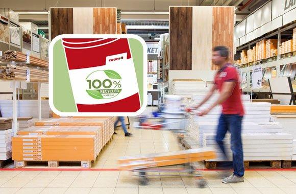 Toom Baumarkt - Nachhaltigkeit mit Vorbildcharakter