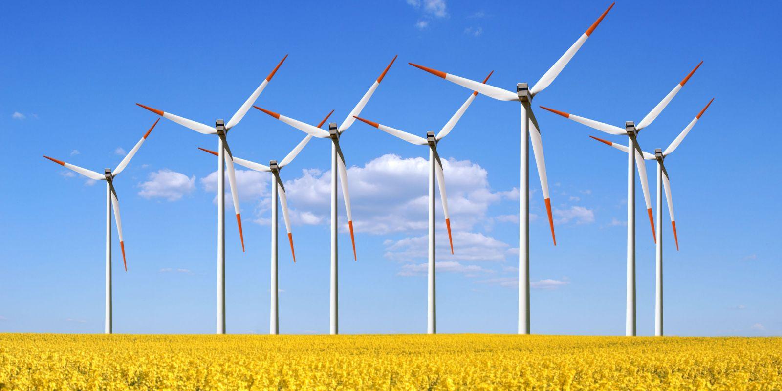 Welcher Standort ist für Windkraftanlagen ideal?