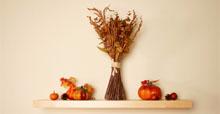 Herbstzeit heißt Dekozeit