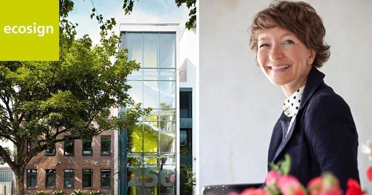 Karin-Simone Fuhs - Nachhaltigkeit lernen an der ecosign-Akademie in Köln
