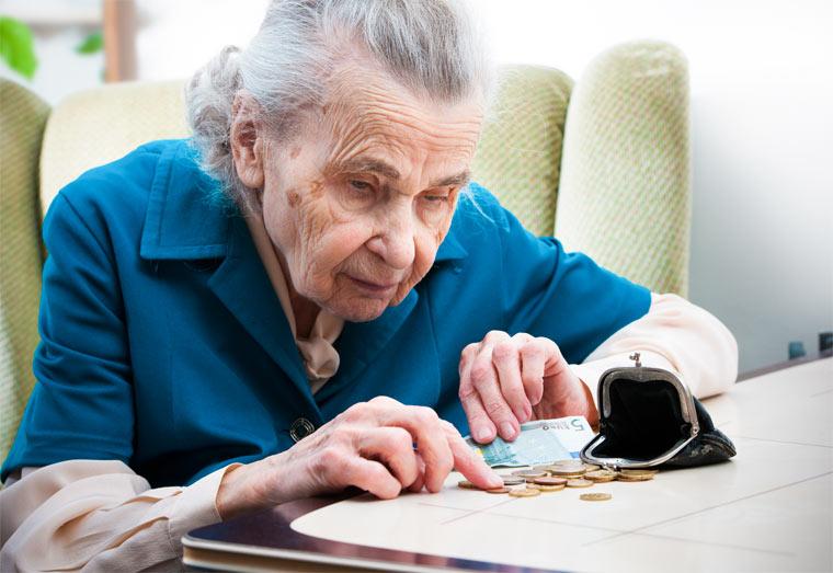 Angst vor geringer Rente als Selbständiger