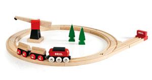 Holzeisenbahn
