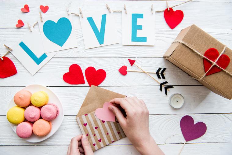 DIY Valentinstag Geschenkideen für sie und ihn