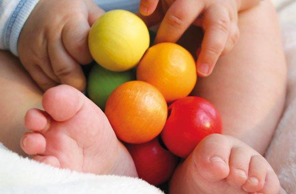 Für Sie ausgesucht: Gesundes Spielzeug für Kleinkinder