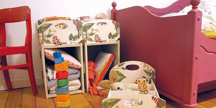 Nachhaltige Holzprodukte fürs Kinderzimmer