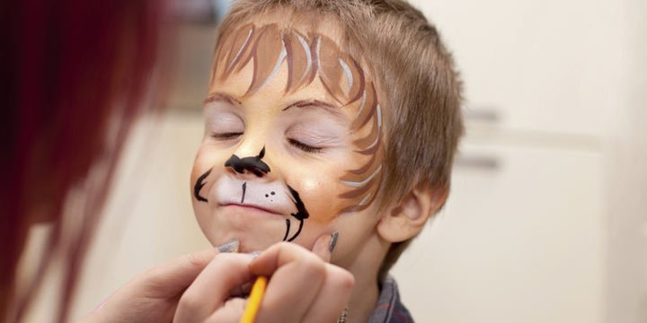 Karneval & Fasching: Diese Kinderschminke ist natürlich und ohne Chemie