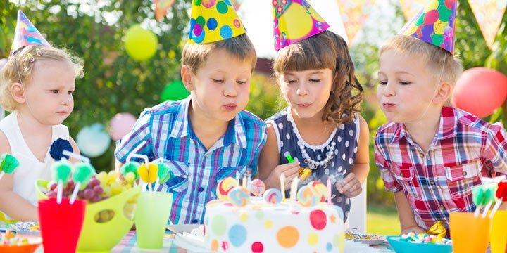 Gelungener Kindergeburtstag: Die besten Ideen für eine schöne Party