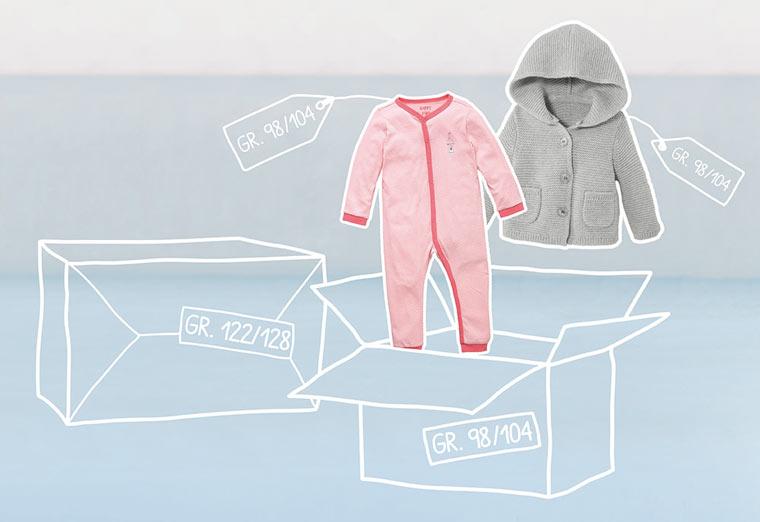 Mini-Mode mieten für mehr Nachhaltigkeit