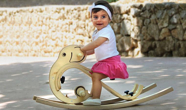 Heute noch sinnvoll, ist das Laufrad morgen schon zu klein oder aber es passt nicht mehr zu den Entwicklungsfortschritten des Kindes.