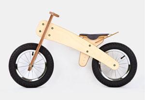 Das Laufrad besticht durch sein äußerst schlichtes Design © Dip Dap