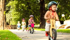 Ideal und Giftfrei das Holzlaufrad